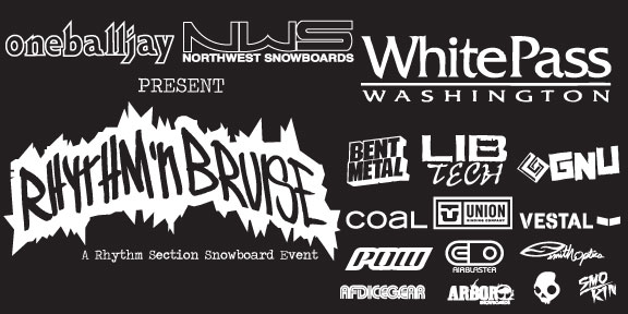 This weekend at White Pass!